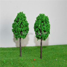 80 mm hot sell architectural scale models tree,miniature tree for train layout,