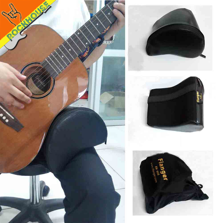 Flanger FA-80S Guitar Rest for classical guitar acoustic guitar reduce the fatigue instead of Guitar footstool carry-home