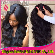 Brazilian body wave human hair wigs 6A grade glueless front lace wigs virgin full lace wigs 130%density with baby hair