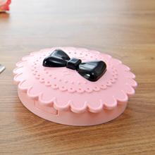 New Fashion Flower Eyelash Storage Box Light Makeup Cosmetic Organizer Mirror Case -30(China (Mainland))