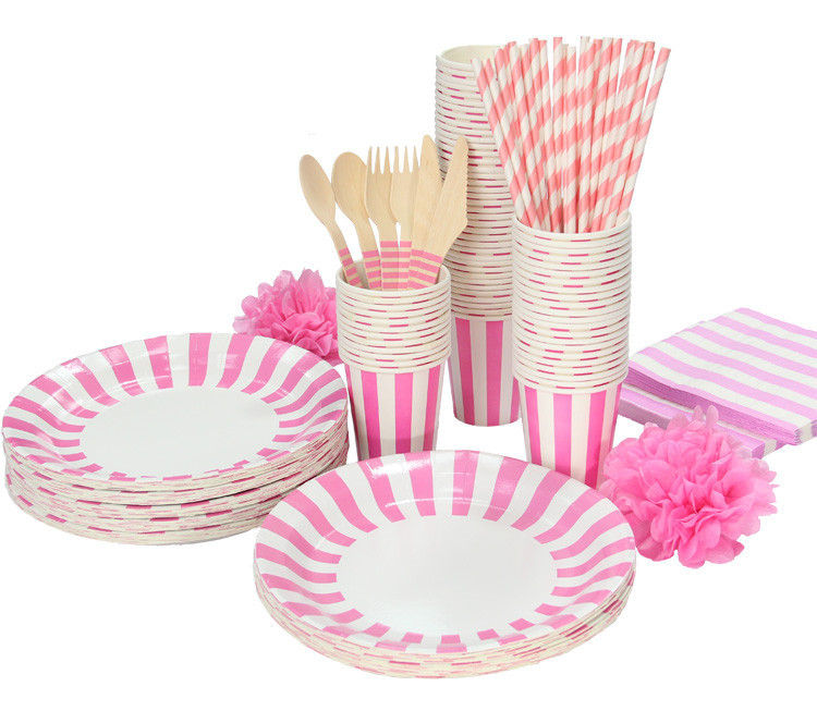 Tableware Party Plate Cups