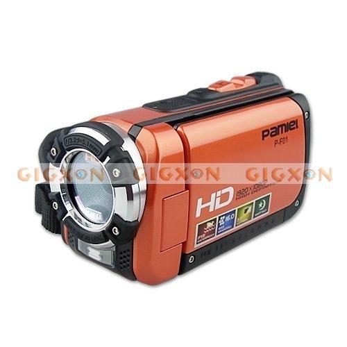 Портативный камкордер Gigxon 1080P 12MP 3.0 HD Handy