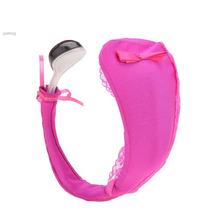Panties vibrator remote