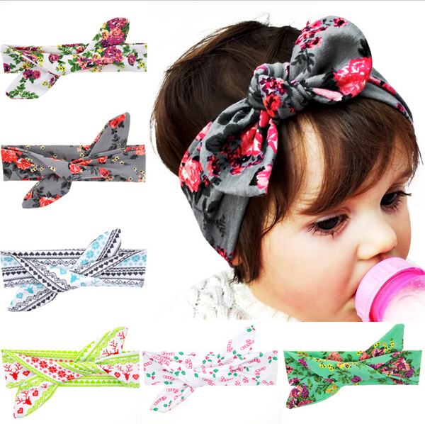 Pure cotton Baby Flower Headband Toddler Soft Girl Kids Cross Hairband Turban Knitted Knot Headwear Hair Bands Hair Accessories Одежда и ак�е��уары<br><br><br>Aliexpress