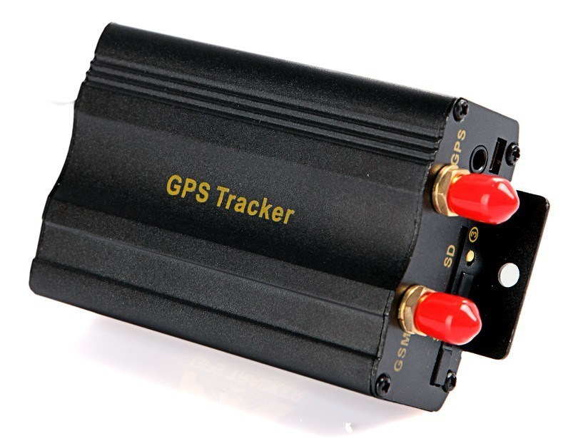 2013 New GPS Tracker for Vehicle with Web Based Software Tracking Google Map SMS Tracking Street Address(China (Mainland))