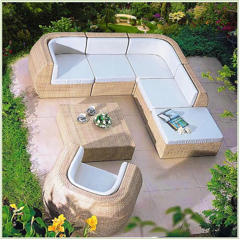 2016 new design garden furniture patio furniture lounge for Jardin wicker