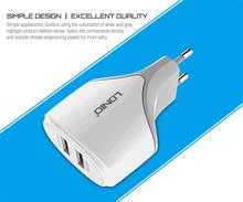 Buy LDNIO USB Charger Quick Charge 5V 2.1A Fast Mobile Phone Charger Samsung Huawei LG Smart Travel Charger for $10.99 in AliExpress store