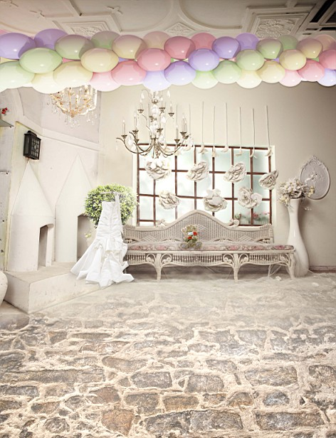 New arrival Background fundo Clothes balloon bench 600CM*300CM width backgrounds LK 2686<br><br>Aliexpress