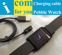 High quality USB Charging Charger Cable for Pebble Smart Watch