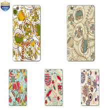 Phone Case Huawei P8/P8 P9 Lite Plus G9 Shell Honor 4A 4C 5C 7 7I Back Cover Mate 8 Cellphone Plants & Flowers Design - WISAPI Store store