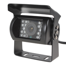 1/3 Inch Color CCD HD Car Rear View Reverse Camera For Backup Parking with NTSC / PAL System, Waterproof Fogproof, Free Shipping(China (Mainland))