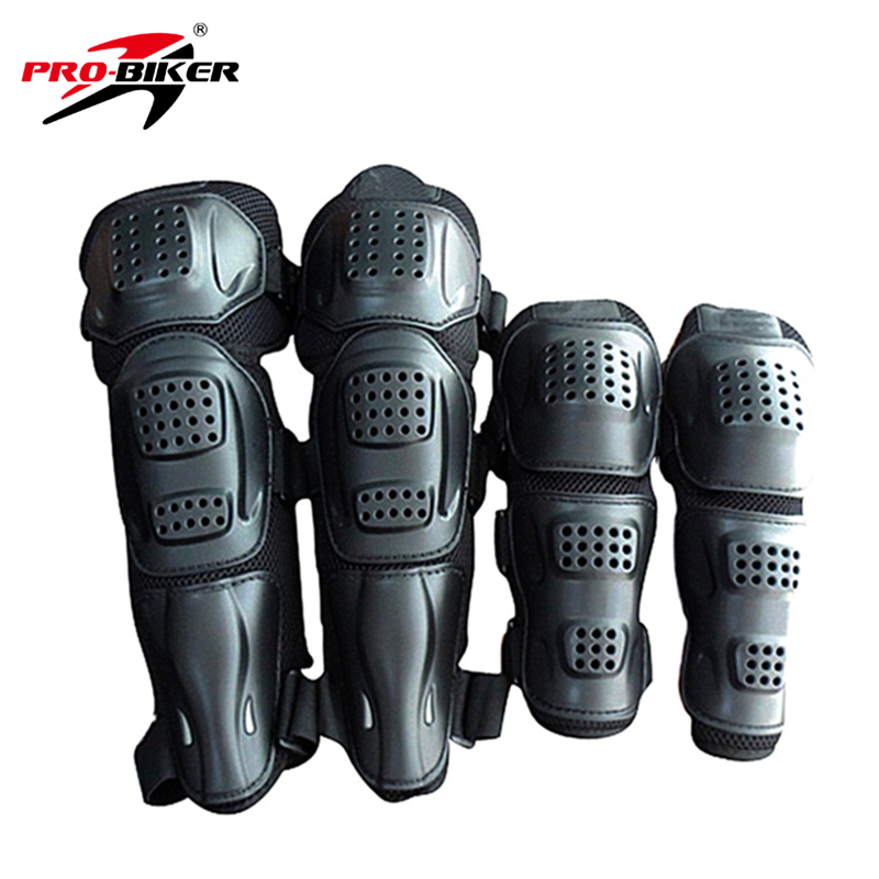 PRO BIKER Motorcycle Riding Kneepad Motocross Off Road Dirt Bike Elbow Knee font b Protective b
