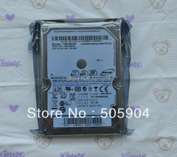 """Free Shipping Original Spinpoint M5 HM160HC 160GB  IDE 5400rpm 8MB  2.5""""  ATA Internal Notebook Hard Disk  Drive"""