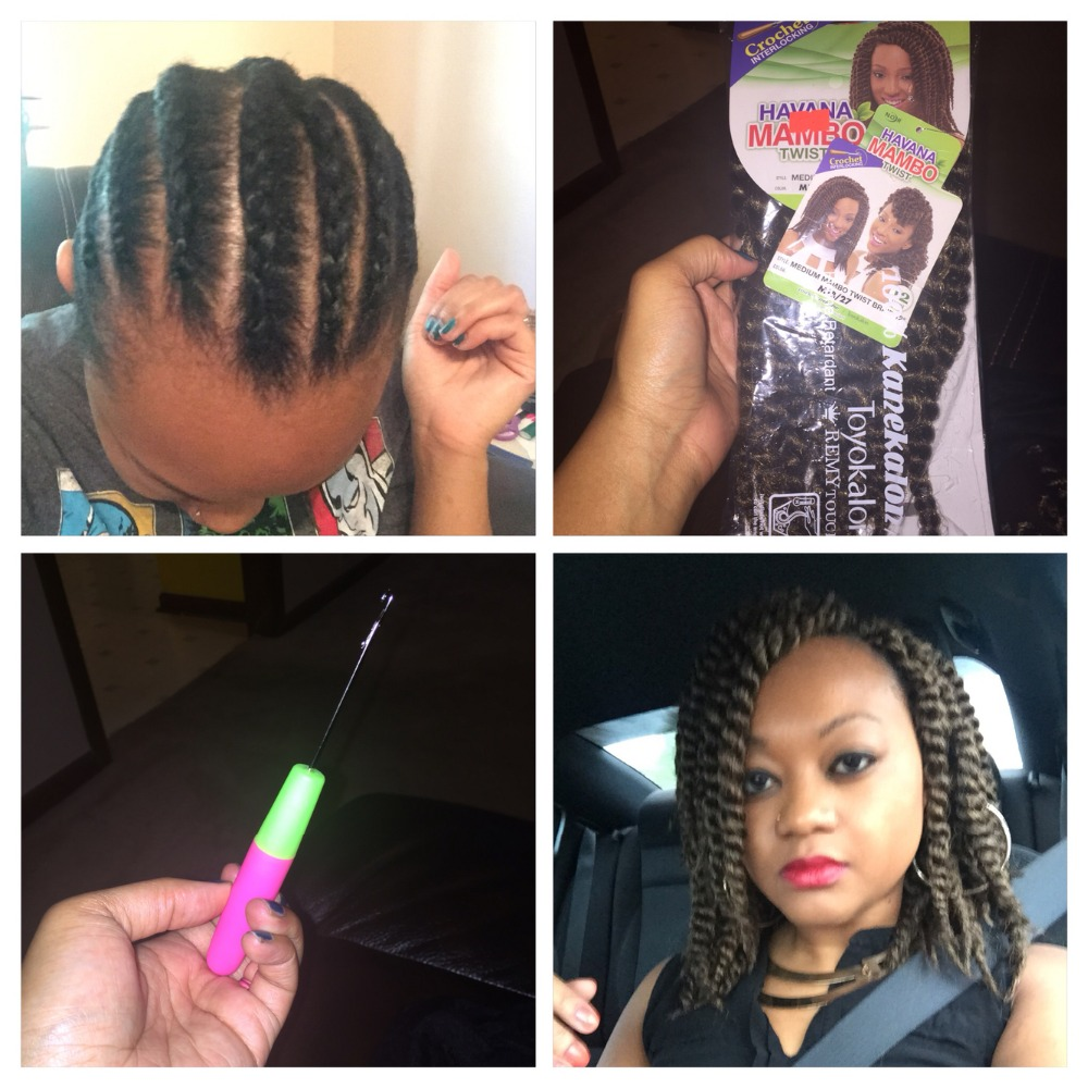 Crochet Box Braids 12 Inch : 3packs)Havana Mambo Twist Crochet Braid Hair 12 Inch Crochet Hair ...
