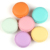 High quality candy color creative groceries drawer macaroon ice cream cake shaped mini short storage box