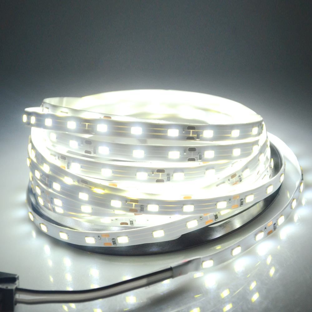 Foxanon LED Strip 5630 DC12V 5M 300led Lamp Flexible 5730 Bar Light Super Brightness Non-waterproof Indoor Home Decoration(China (Mainland))