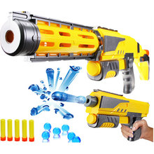 Plastic Removeable Toy Gun Paintball Airsoft Pistol Blaster Nerf Sniper 2 1 Water Bullet Soft Orbeez Toys CF Game - Sunny Fairyland Store store