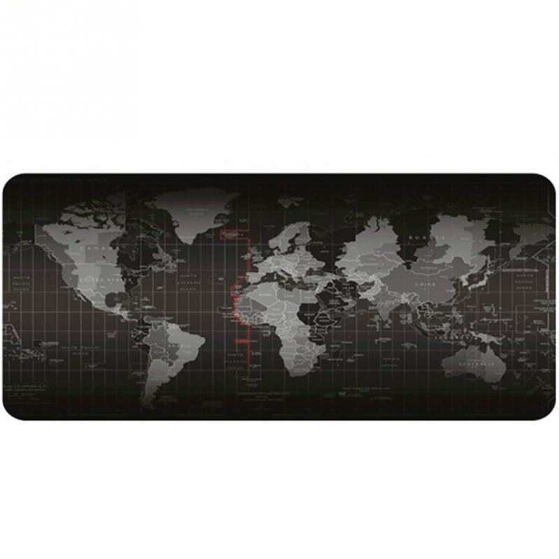 World map pattern mouse to notbook computer mousepad cool gaming features protects a wide area of your desk from scratches and spills comfortable resting surface for your hands while writing typing or using the mouse gumiabroncs Choice Image