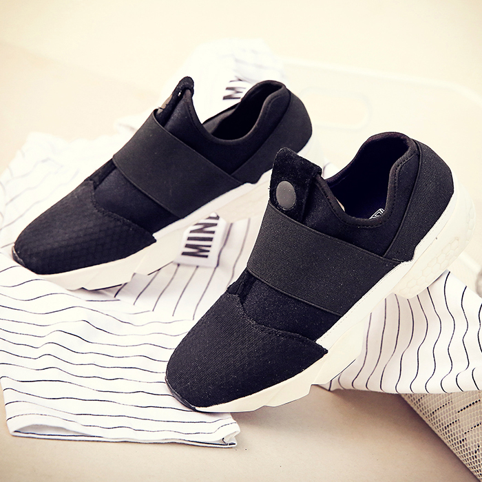 2015 new men catwalk casual sports shoes running shoes ninja shoes, casual shoes hot market increased 4CM(China (Mainland))