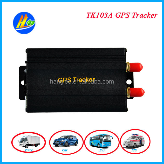 GSM tracker AVL Car vehicle GPS Tracking with AGPS tracking&fuel check(China (Mainland))