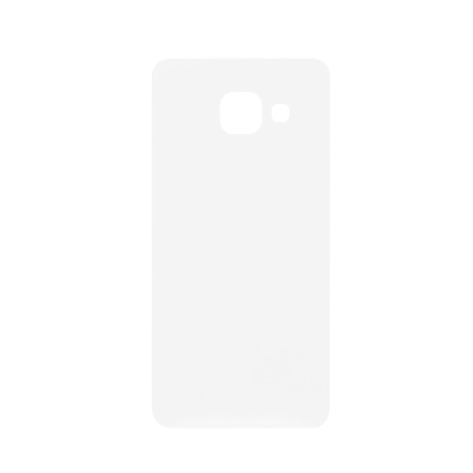 100% Brand New Glass Battery Door for Samsung Galaxy A5 2016 Back Cover Housing with Sticker Replacement Parts with Logo
