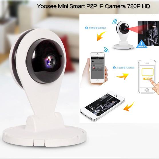 Yoosee Mini Smart P2P IP Camera 720P HD Wifi Wireless ...