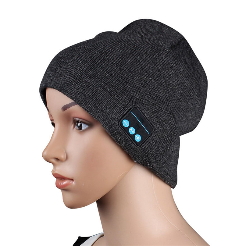 Bluetooth Şapka