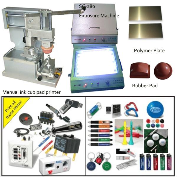 pad printing machine prices