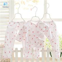 Pajamas infantil Kids summer cotton pijamas Baby underwear Three-piece pajamas for boys pijama infantil kids 20#(China (Mainland))