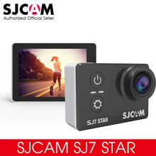 "Buy SJCAM SJ7 Star 4K 30fps Ultra HD Action Camera Ambarella A12S75 2.0"" Touch Screen Waterproof Remote Sport DV Optional Package for $199.00 in AliExpress store"