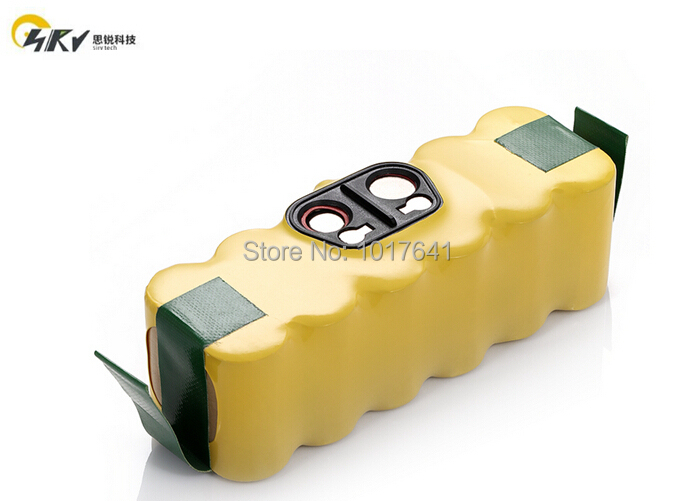 iRobot Roomba 500 600 700 series 510,530,560, 580 14.4V 3.0Ah Vacuum cleaner replacement battery(China (Mainland))