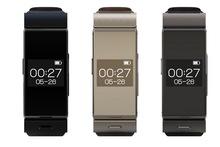У мини умный часы и Bluetooth наушники 2 в 1 Smartwatch поддержка сердечного ритма напоминание спортивные часы для iOS телефон