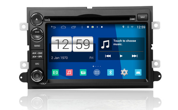 WINCA S160 Android 4.4.4 CAR DVD player FOR FORD EXPEDITION/MUSTANG/ESCAPE car audio stereo Multimedia GPS Head unit(China (Mainland))