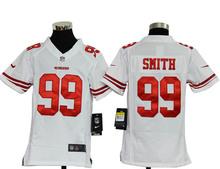 100% stitched baby San Francisco 49ers children 16 Joe Montana 42 Ronnie Lott 80 Jerry Rice 82 Torrey Smith 81 Anquan Boldin(China (Mainland))