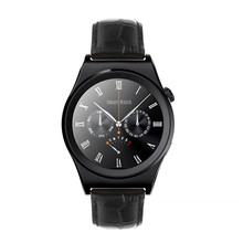 2016 New X10 Smart Watch With Heart Rate Monitor Bluetooth 4.0 Leather Smartwatch for Apple xiaomi Samsung Android PK GT08 U8