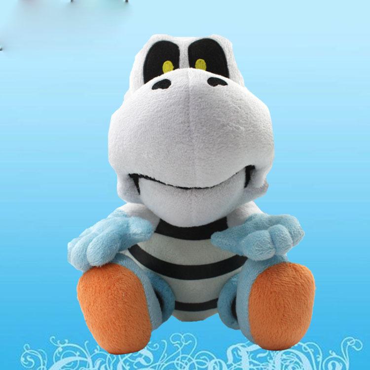 EMS 40PCS/Lot Free Shipping 2014 Cute Super Mario Bros 23cm Plush  Dry Bones Soft Toy Stuffed Animal<br><br>Aliexpress