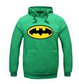 Batman Autumn Fashion Hoodies Men Super Hero Cotton Long Sleeve Loose Casual Hoody Cartoon New Sweatshirts