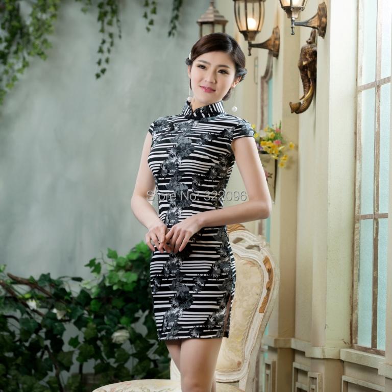 Dress China Free Shipping Free Shipping Blend Cotton