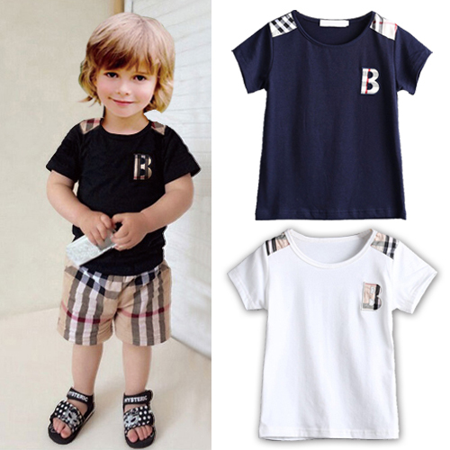 2016 Children t shirt fashion boys clothes brand children clothing summer t shirt 100 cotton kids