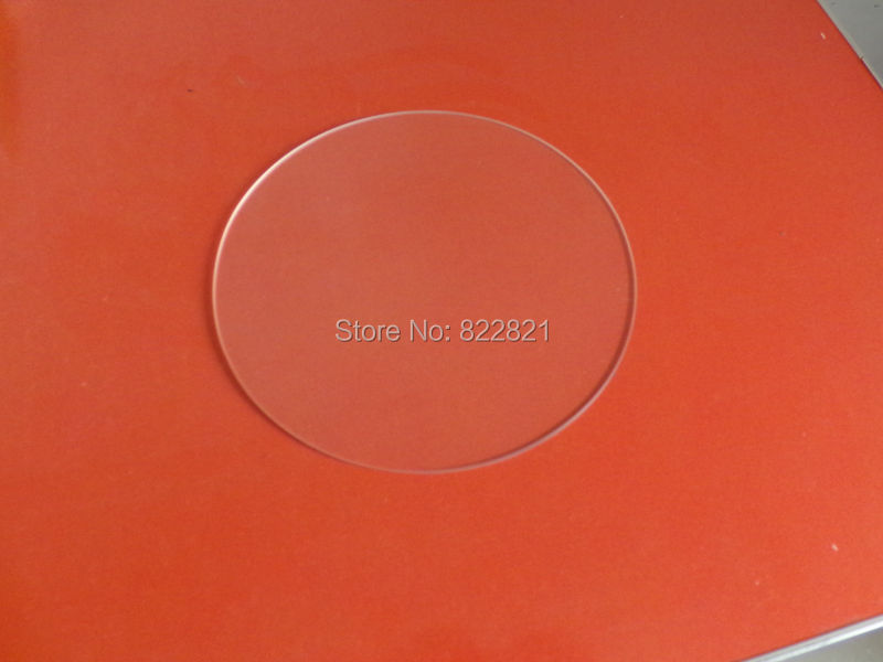 Borosilicate Glass diameter 180mm thick 3mm 3 D printer accessory Rostock delta KOSSEL