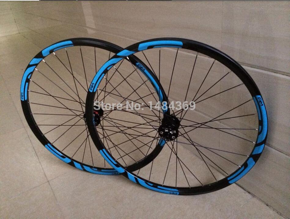 MTB moutain carbon wheels 29er bike wheelset clincher rims novetec D711SB/D712SB hubs Mountain Bike 26er MTB Clincher Wheels(China (Mainland))