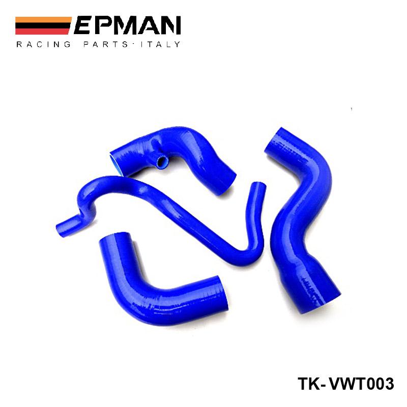 Tansky - Turbo Hose kit  for VW Passat 1.8T B5 96-01 (4pcs) TK-VWT003<br><br>Aliexpress