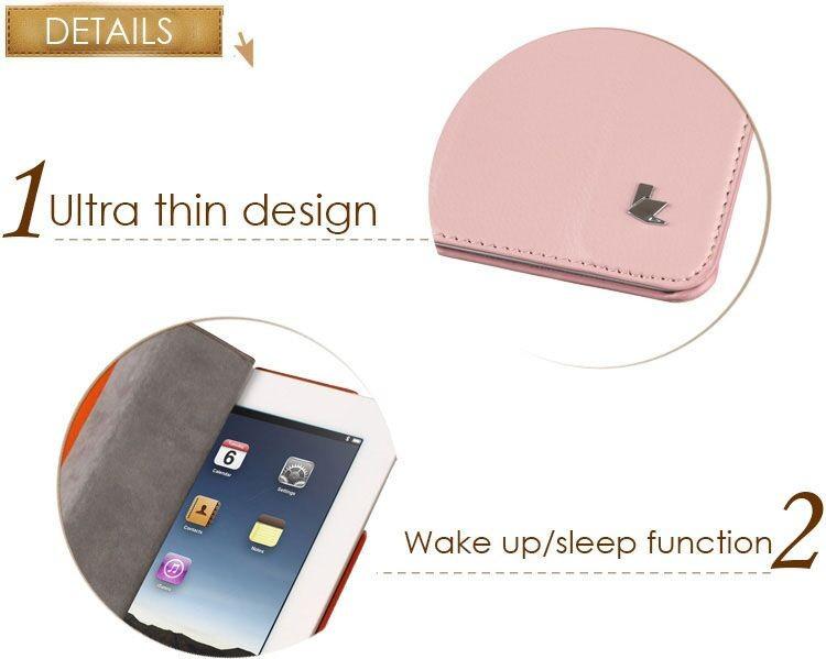 jisoncase бренда чехол для ipad 2 3 4 кожа случае 360 градусов защитных смарт крышку случае для ipad 2 3 4 новых