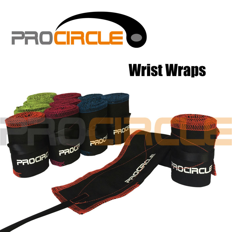 Free Shipping!!! ProCircle 2015 Hot Selling Crossfit Weight Lifting Strength Wraps With Stiches Wrist Wraps High Quality(China (Mainland))