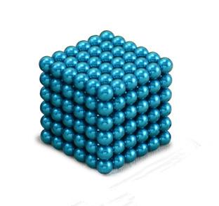 5mm 216pcs Metaballs Magnetic Balls Magnet Neo Cube Magic Toys New Year Gift Xmas Christmas Gift Magico Cubo Metal Box Box+Bag(China (Mainland))