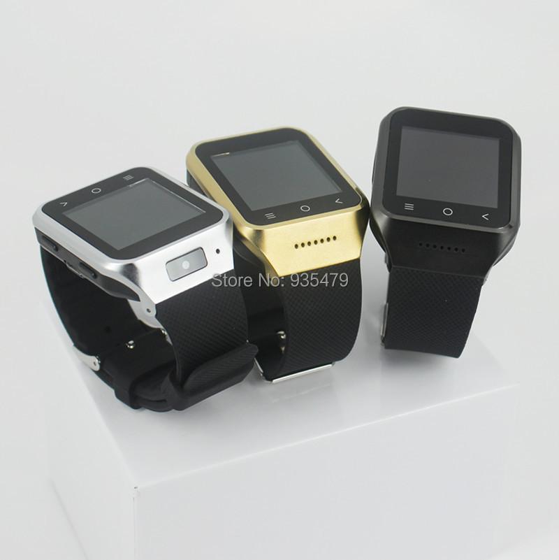 smartwatch ZGPAX S8 Smart Watch Phone 3G WCDMA Android 4.4 MTK6572 Dual Core 1.5 Inch GPS Wifi 5.0MP Camera 512MB 8GB ROM(China (Mainland))