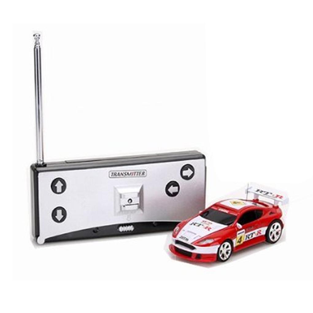 New Mini Coke Can RC Radio Remote Control Micro Racing Car Hobby Vehicle Toy Birthday Gift(China (Mainland))