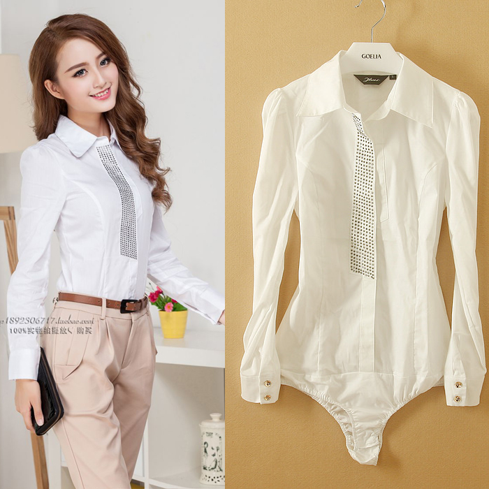 29 beautiful womens dress shirt bodysuit for Fitted white dress shirt womens