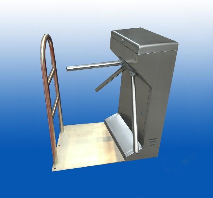 Supermarket Portable Mechanical Tripod  Turnstile Gate for access control mechanism push turnstile gate<br><br>Aliexpress