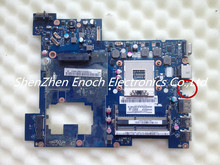 For Lenovo G570  Laptop Motherboard  Integrated PIWG2 LA-675AP NO HDMI(China (Mainland))